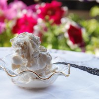 Εύκολο και γρήγορο παγωτό από την ανεψιά μου (χωρίς γλουτένη)