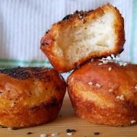 12 αφράτα ψωμάκια χωρίς γλουτένη