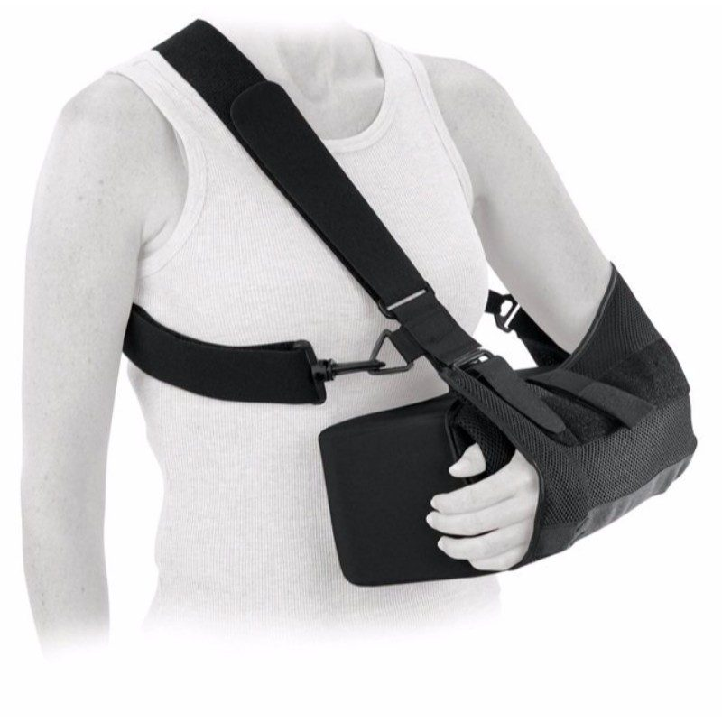 aircast arm immobiliser with or without pillow