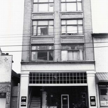Video Inn, 261 Powell Street, Vancouver, c.1978
