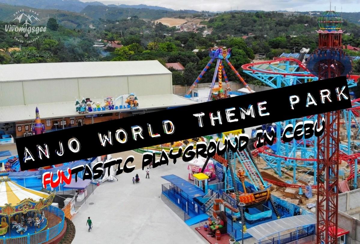 Anjo World Theme Park: FUNtastic Playground in Cebu