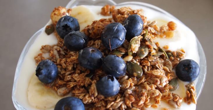 breakfast beauty