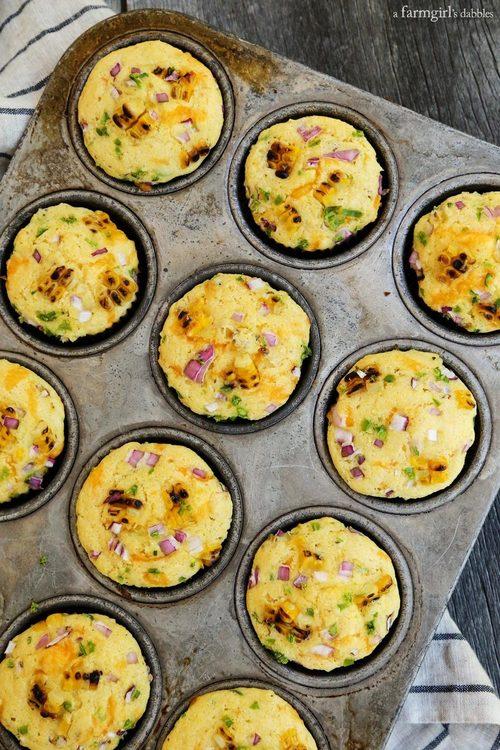 Recept: Ei muffins voor mee naar je werk