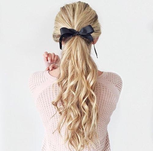 Voller haar door je haren te wassen met baking soda