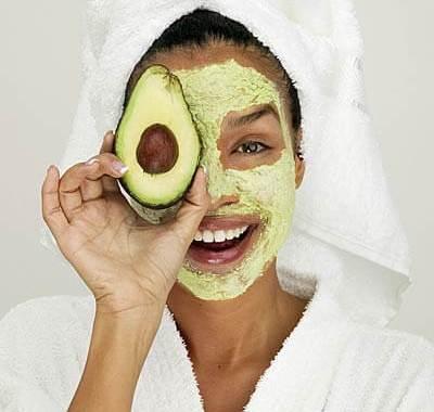 gezichtsmaskers fruit en groente gezicht