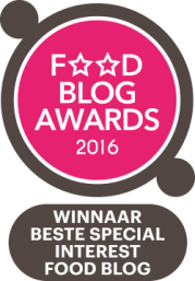 Award beste special interest blog