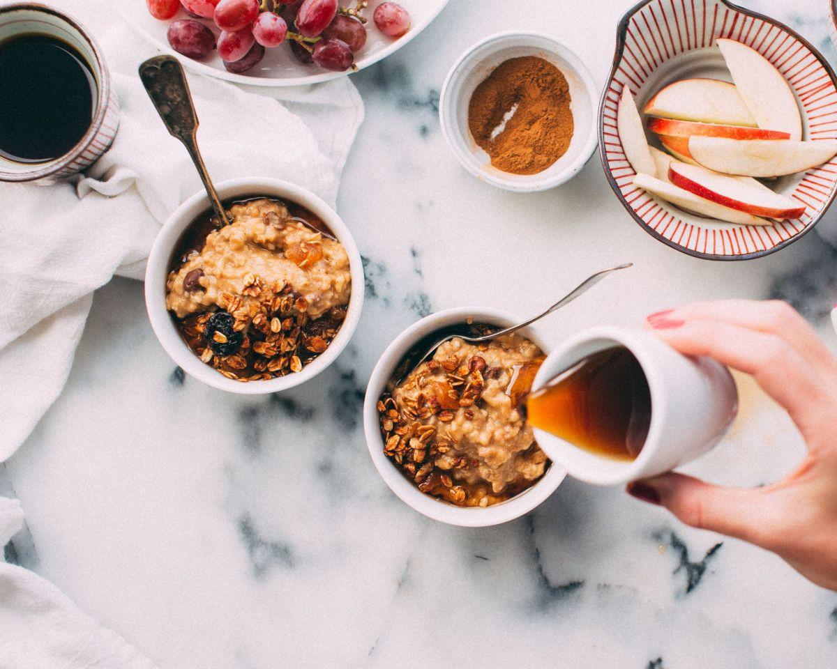 Elke dag havermout als ontbijt? Misschien niet zo gezond...