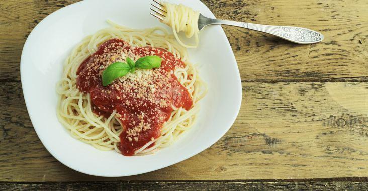 pasta koolhydraten afvallen