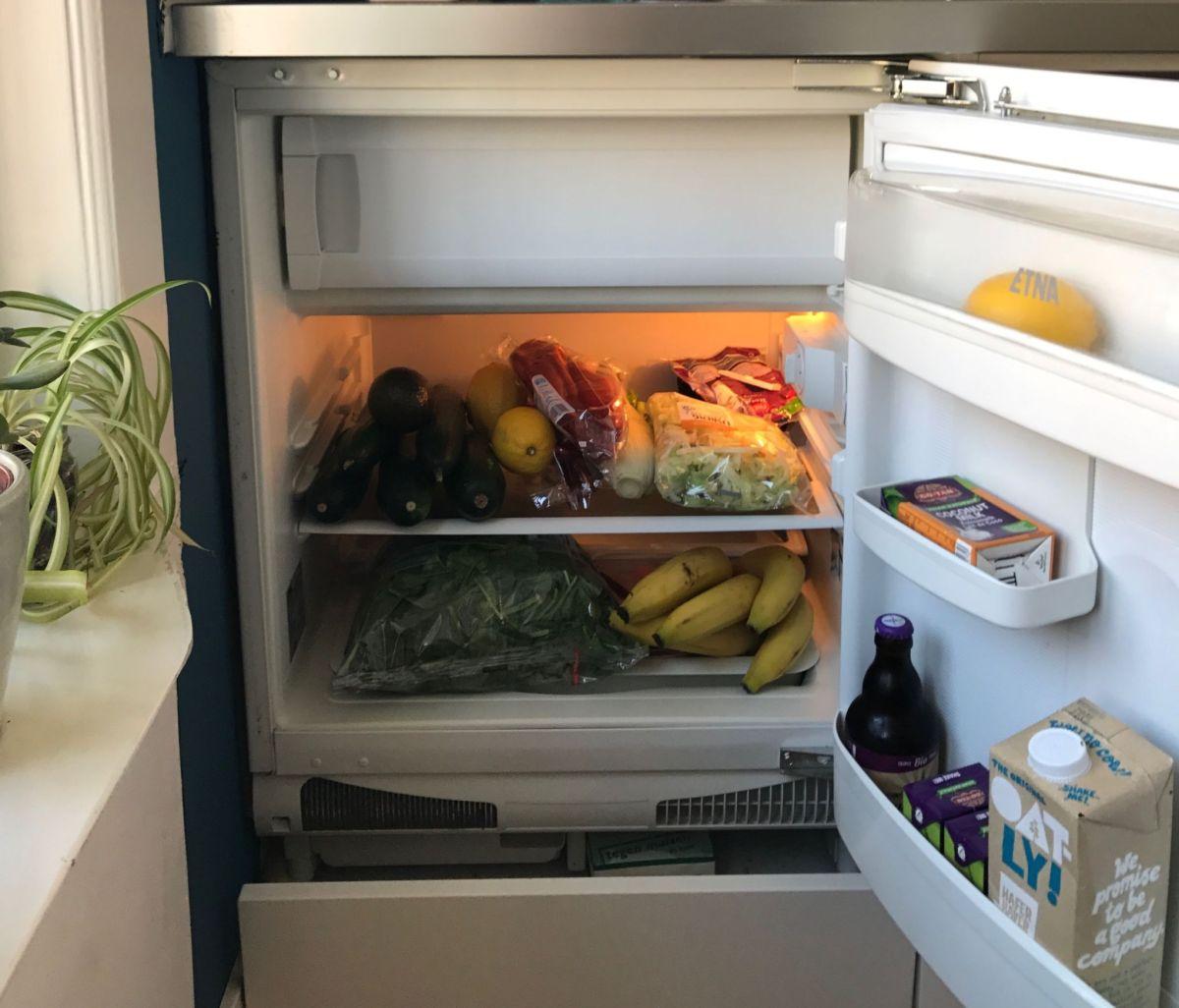 Dit staat er in de koelkast van afslank coach Jasper Alblas