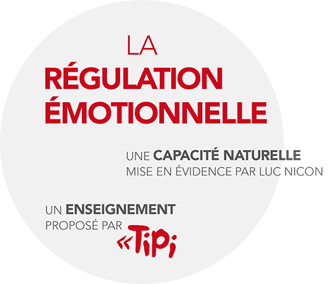 La régulation émotionnelle tipi