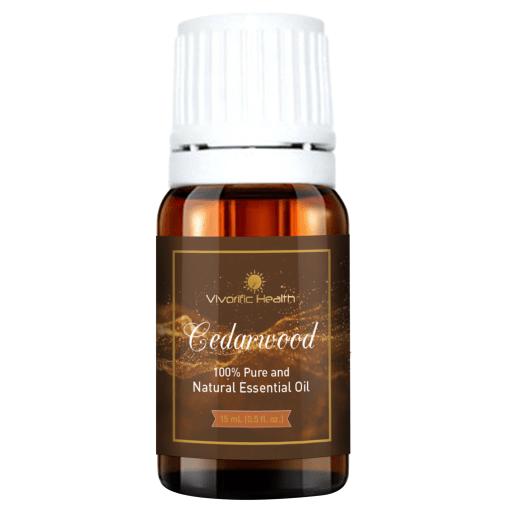 Cedarwood Essential Oils-Vivorific Health LLC