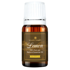 Lemon Essential Oil-Vivorific Health LLC