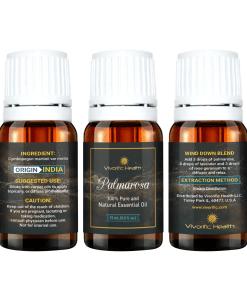 Palmarosa Essential Oil - Vivorific Health LLC-
