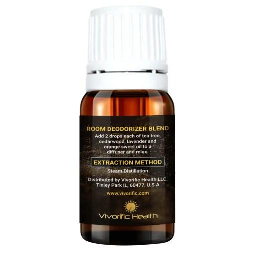 Tea Tree Essential Oil - Vivorific Health LLC