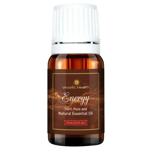 Energy Essential Oil-Vivorific Health LLC