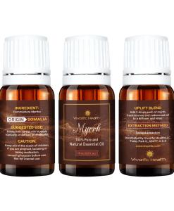 Myrrh Essential Oil Combo-Vivorific Health LLC