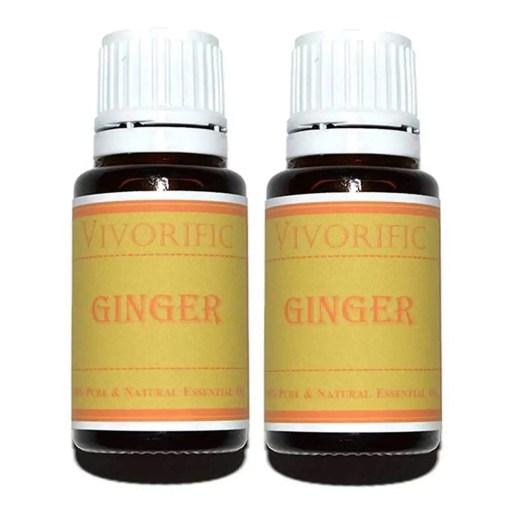 Ginger Essential Oil Combo_Vivorific Health