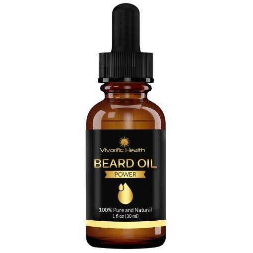 Power Beard Oil-Vivorific Health LLC