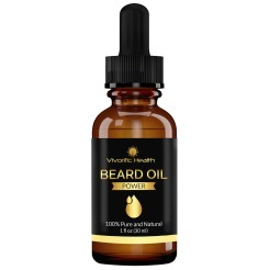 Power Beard Oil-Vivorific Health LLC