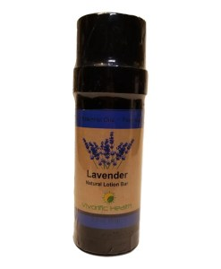 Lavender Lotion Bar - Vivorific Health
