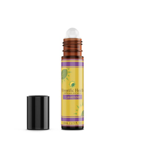 Lavender Essential Oil Roll-On_Vivorific Health