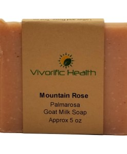 Mountain Rose Goat Milk Soap - Vivorific Health