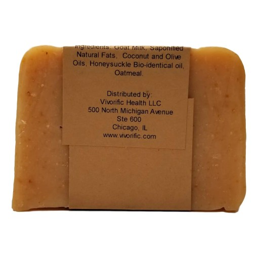 Promised Land Goat Milk Soap -Vivorific Health