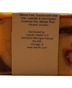 Summer Romance Goat Milk Soap -Vivorific Health