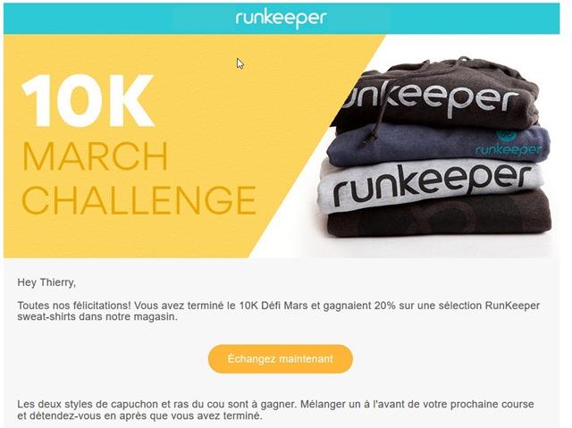 challenge runkeeper