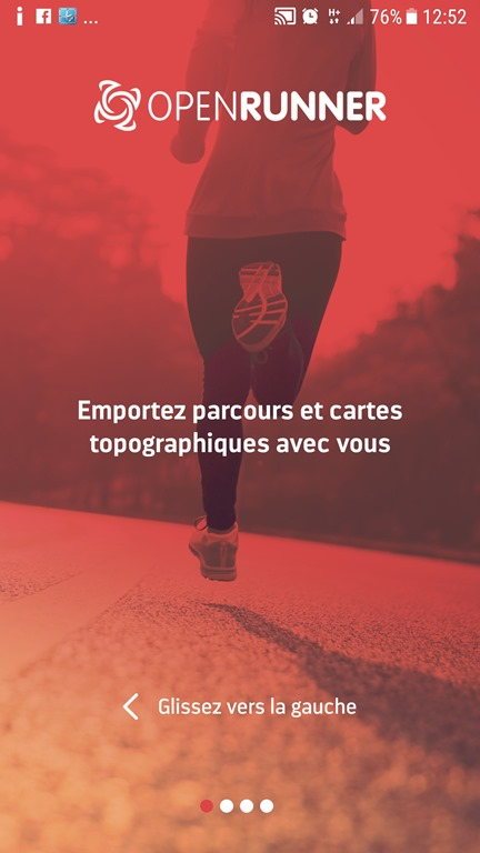 Concepteurs parcours - openrunner mobile- 2