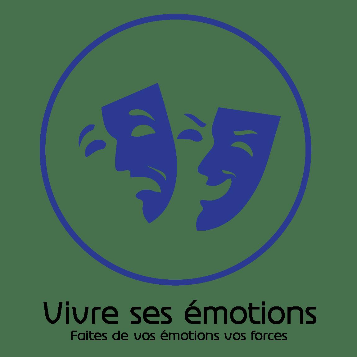 logo vivre ses émotions