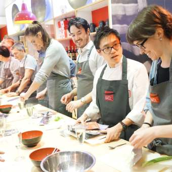 School of Wok's Alternative Festive Feast