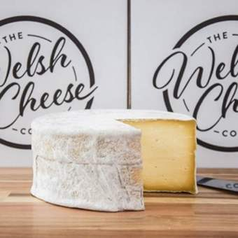 Musician Founds Welsh Cheese Company to Bring the Best Cheeses to Your Door