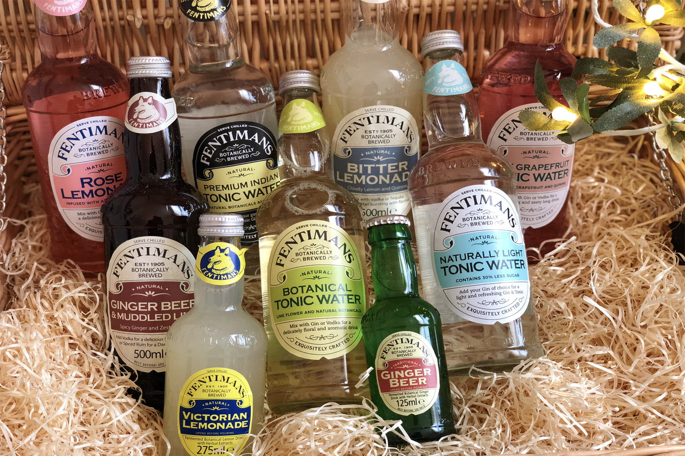 Fentimans Cocktail Mixers