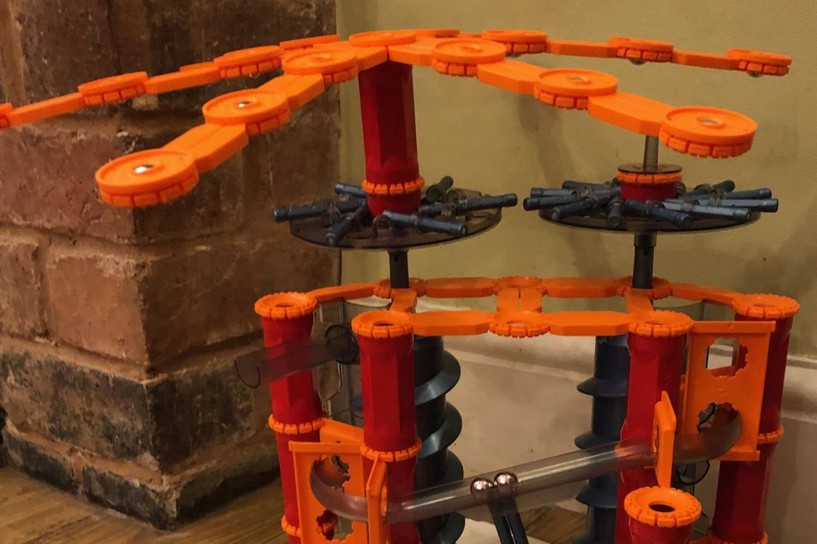 Geomag Gravity Up & Down Circuit