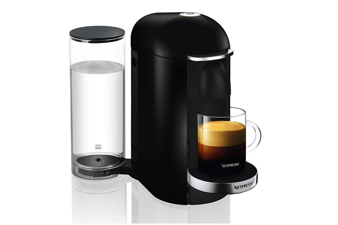 What We Think of The Nespresso Vertuo Plus Coffee Machine