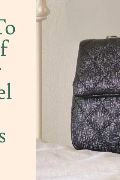 How To Tell If Chanel Flap Bag is Fake