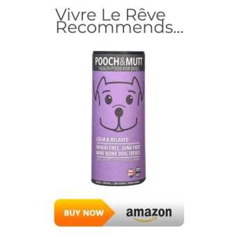 Pooch & Mutt Dog Treats (Wheat free & Junk free) Calm & Relaxed, 3x125g - £8.97
