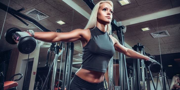 10 Female Fitness And Diet Myths That Need To Die