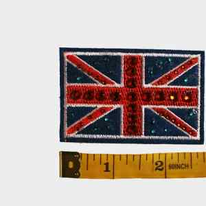 Union Jack Pastie