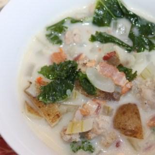 Olive Garden's Zuppa Toscana Soup!
