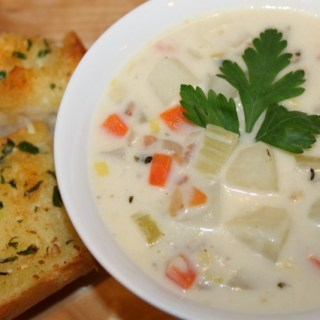 Potato Leek Chowder