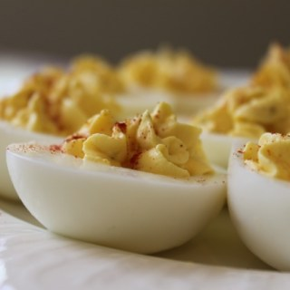 Easy Traditional Deviled Eggs