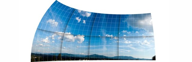 Panoramic Sky Photos