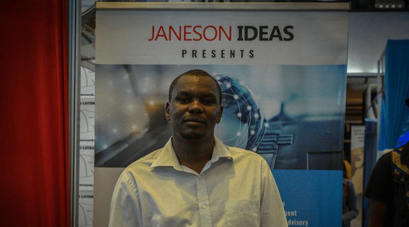 Robert Janeson, Founder of Janeson Media