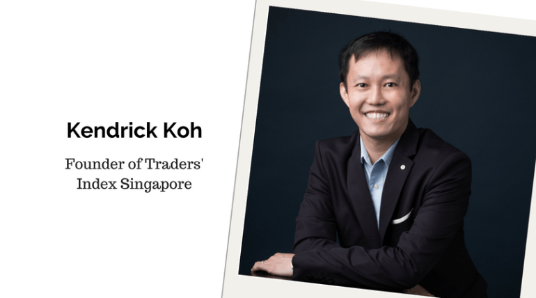 Kendrick Koh, Founder of Traders' Index Singapore