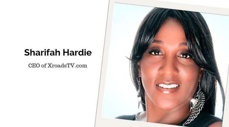 Sharifah Hardie CEO