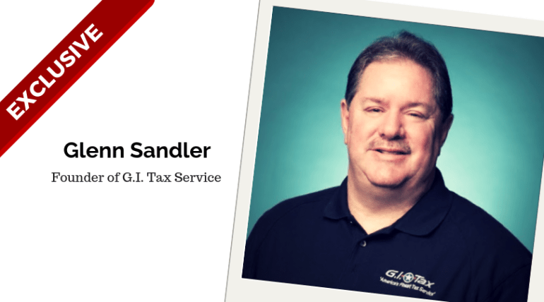 Glenn Sandler, CPA, Founder of G.I. Tax Service