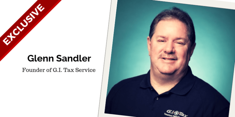 Glenn Sandler, CPA, Founder of G.I. Tax Service