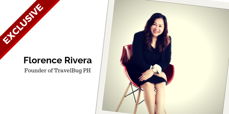 Florence Rivera, Founder of TravelBug PH